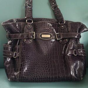 Purple Rossetti purse